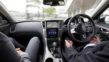 Nissan ProPilot 3 - Hände weg vom Steuer