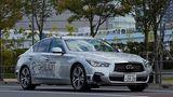 Nissan ProPilot 3 - 21 km in 45 Minuten vollautonom