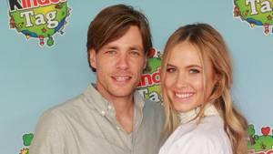 Im Januar machte Clemens Fritz Alena Gerber einen Heiratsantrag, nun sind sie offiziell Mann und Frau