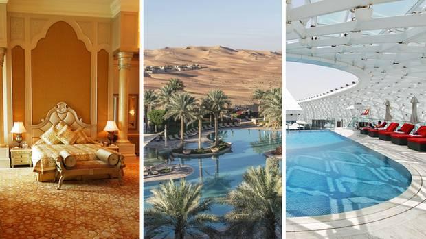 Hotels Abu Dhabi