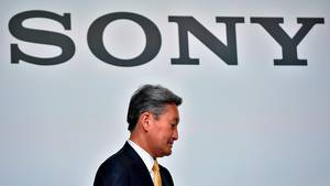 Sony Chef Kazuo Hirai