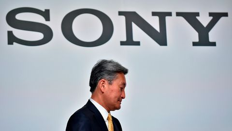 Sony Chef Kazuo Hirai