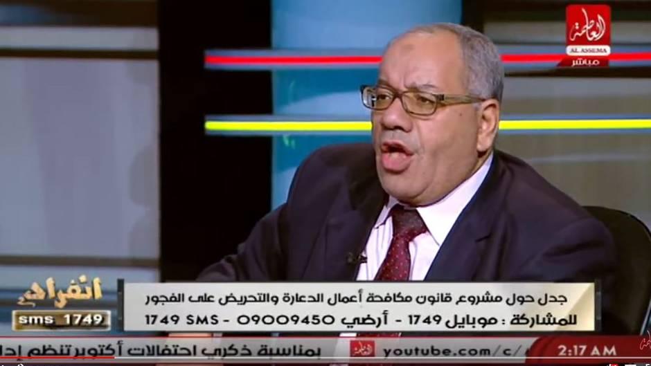 TV-Eklat in Ägypten: Anwalt nennt Vergewaltigungen von Frauen