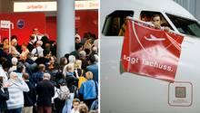 Billigfluch: Die Pleite von Air Berlin verändert das Reisen