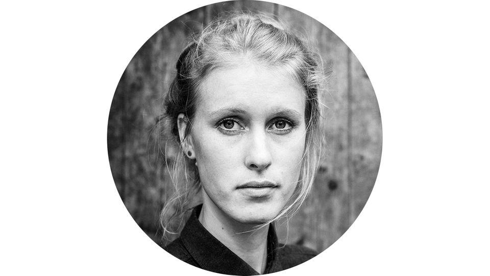 Stipendiatin 2017: Tamina-Florentine Zuch