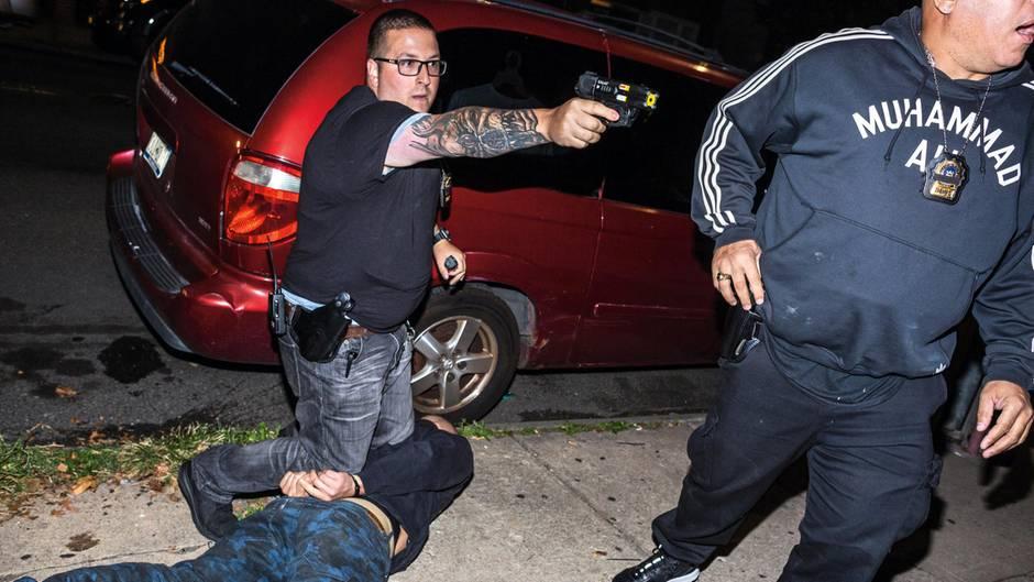 Die Menschenjäger: Wie in den USA untergetauchte Verdächtige von Kautionsagenten gejagt werden