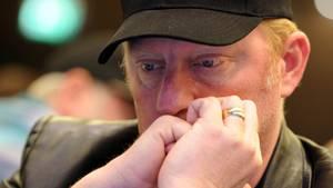 Boris Becker und das Pokerspiel