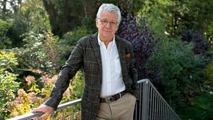 Marcel Reif, 67, privat. Er ist in dritter Ehe mit einer Medizinprofessorin verheiratet.