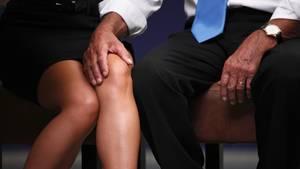 """""""In Arbeitsbereichen, in denen männliche Dominanz herrscht, ist sexuelle Belästigung weit verbreitet"""""""