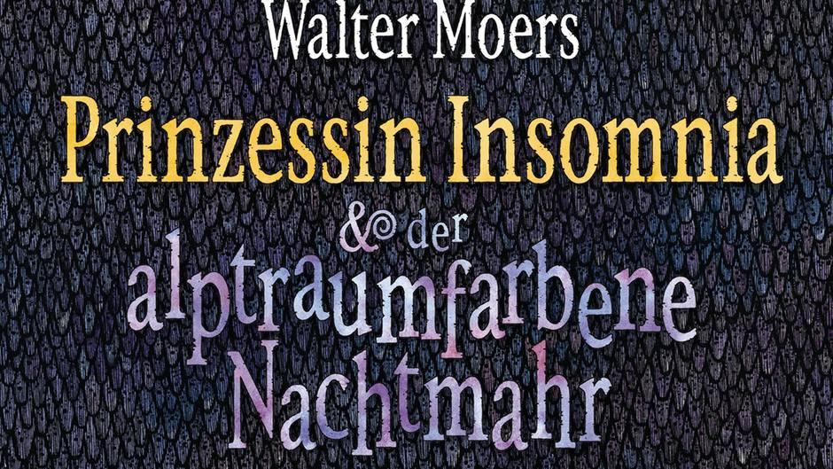 Hörbuch Walter Moers Prinzessin Insomnia Und Der