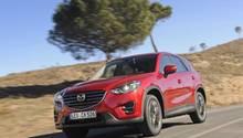 Mazda CX-5 Skyactiv-D - ein Erfolgsmodell mit seinen Dieselmotoren