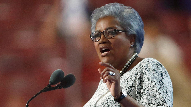 Ehemalige Vorsitzende der US-Demokraten, Donna Brazile, erwog im US-Wahlkampf, Hillary Clinton gegen Biden auszutauschen