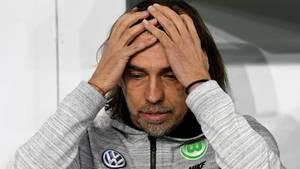 VfL Wolfsburg Trainer Schmidt
