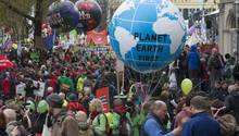 Weltklimakonferenz in Bonn: Proteste am Samstag in der Bonner Innenstadt