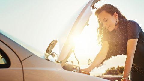 Der Spritverbrauch wird von der Technik und dem Fahrer bestimmt.