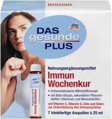 """Immun Wochenkur von """"DAS gesunde PLUS"""""""
