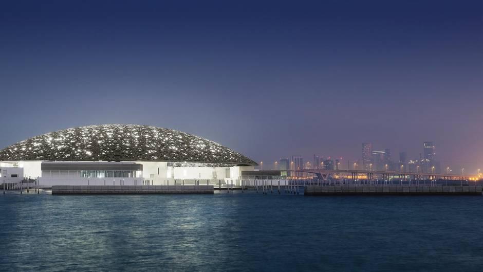 "Abu Dhabi: ""Wüsten-Louvre"" eröffnet am 11. November"