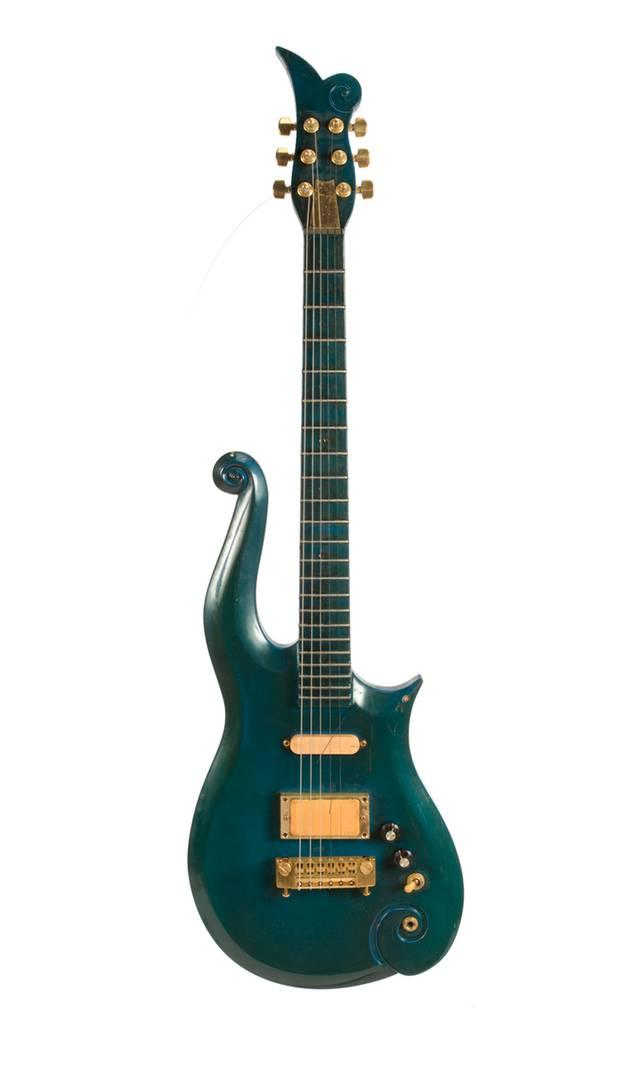 Prince - Gitarre - Auktion - Versteigerung - Auktionshaus Julien's