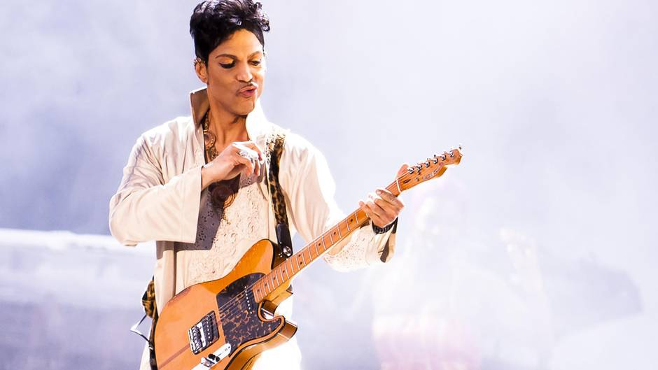 Prince - Gitarre - Auktion