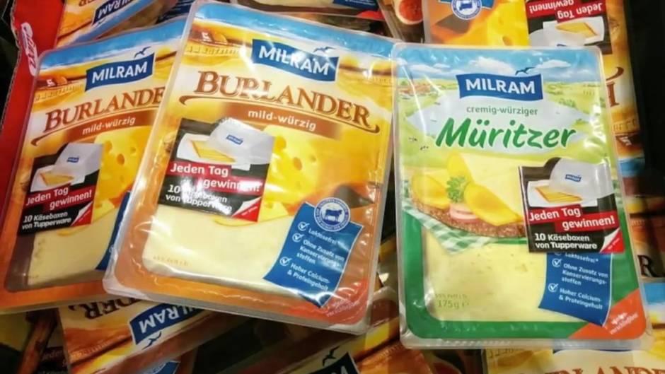 Lebensmittelrückruf: Diese Milram-Käsesorten sollten Sie dringend zurückgeben