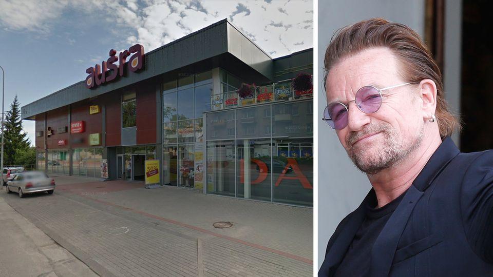 Die Mall, in die Bono investiert hat