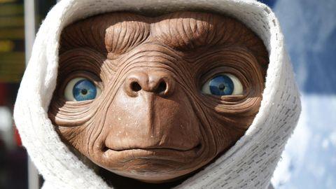 Einer der bekanntesten Außerirdischen der Filmgeschichte: E.T.