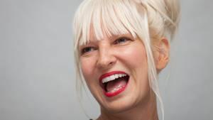Die australische Sängerin Sia