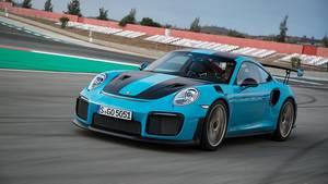 Porsche 911 GT2 RS - 340 km/h schnell