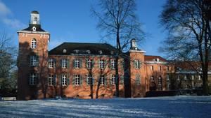 Das Schloss Kalkum in Düsseldorf