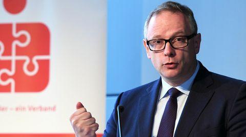Georg Fahrenschon ist Präsident des Sparkassenverbands