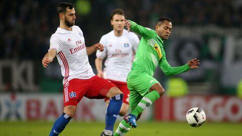 Bundesliga - Hinrunde - Borussia Mönchengladbach - Hamburger SV - Free-TV