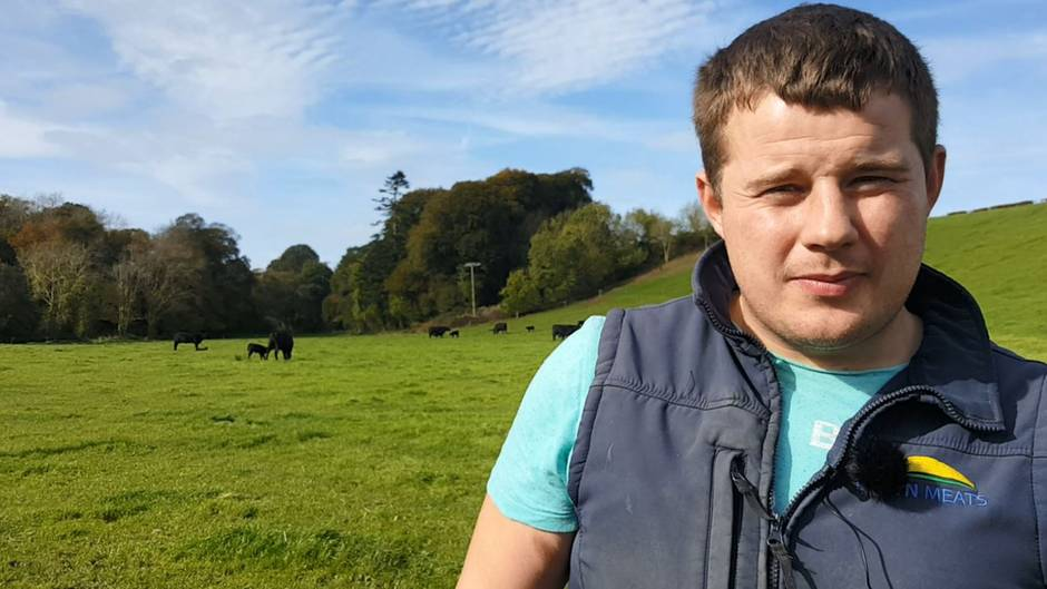 """Rinder-Farmer in Irland: """"Angus-Beef ist wunderbar - es ist das beste Rindfleisch"""""""