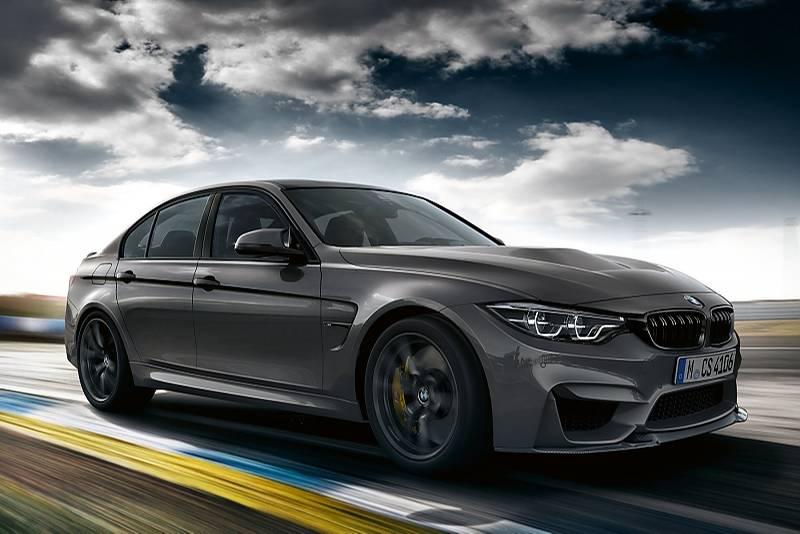 BMW M3 CS - ist 280 km/h schnell