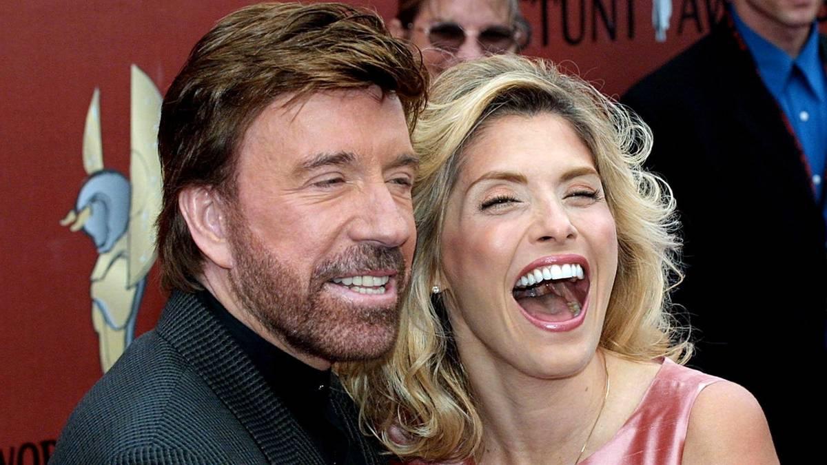 Chuck Norris beendet Karriere für seine Frau