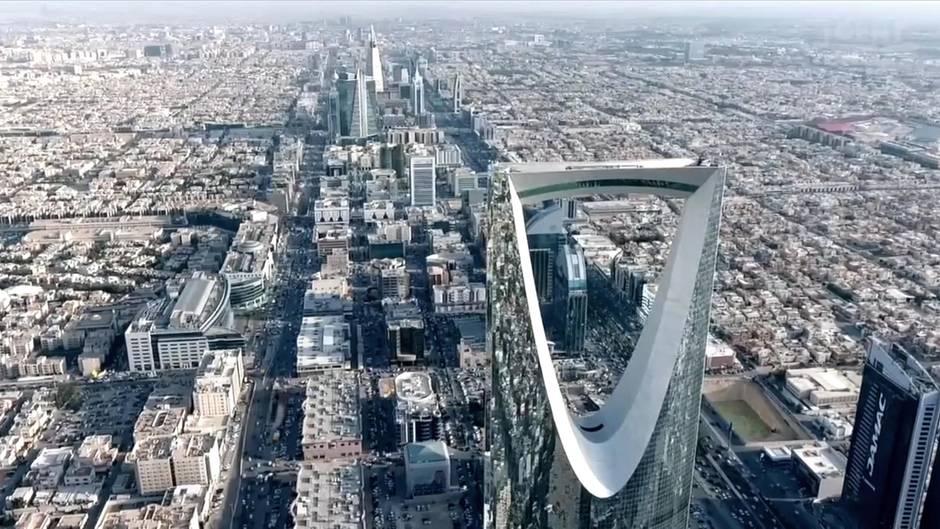 Saudi-Arabien: 500 Milliarden Dollar Kosten: Prinz möchte gigantische Öko-Stadt erschaffen
