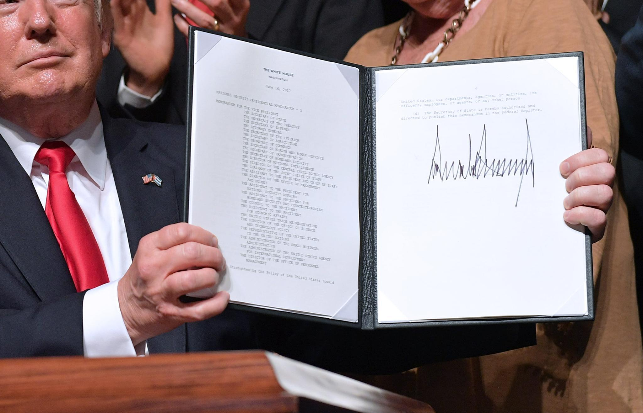 Donald Trump ein Jahr nach der Wahl - die Bilanz | STERN.de