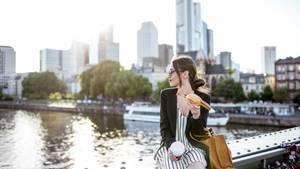 Frankfurt am Main: Wie es sich dort mit 1400 Euro im Monat leben lässt