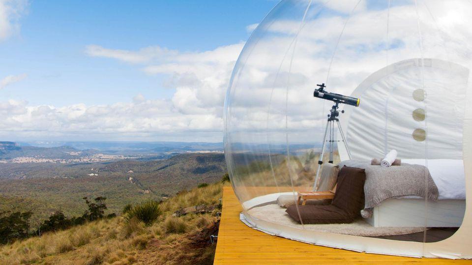 Bubbletent Australia