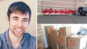 Ryan Grant setzt mit seiner Weiterverkaufsmasche Millionen um