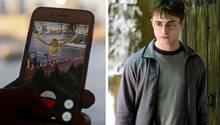 """Harry Potter: Wizards Unite"": Bald kann man auf dem Smartphone zaubern."
