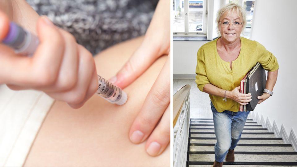 Insulin-Therapie bei Diabetes: Weg von der Spritze