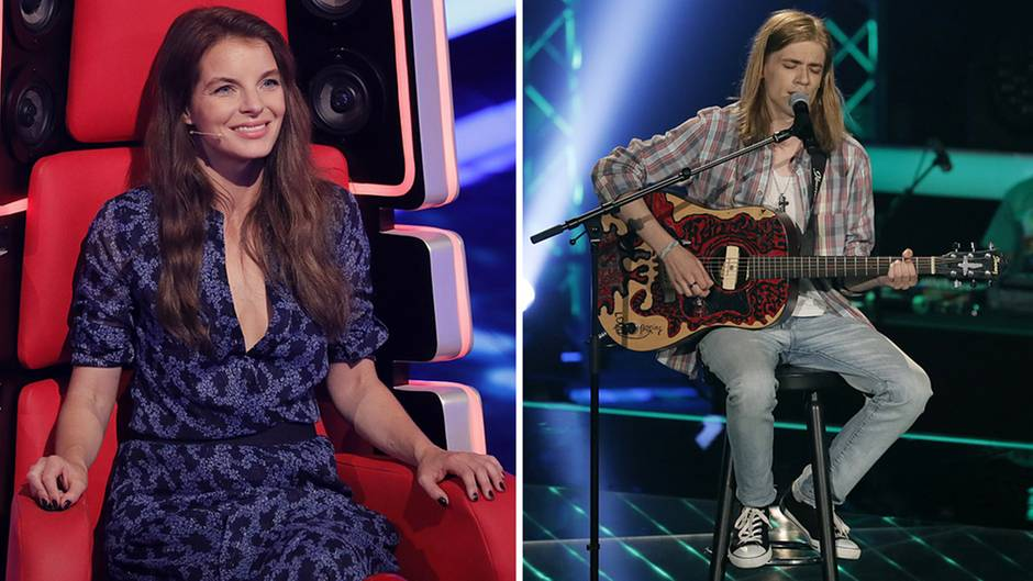 The Voice Of Germany Yvonne Catterfeld Holt Kandidaten