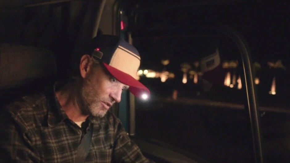 Mütze Cap LKW-Fahrer Sekundenschlaf