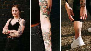 Tattoo: 9 Menschen erzählen, wie sie nach 10 Jahren zu ihrer ersten Tätowierung stehen