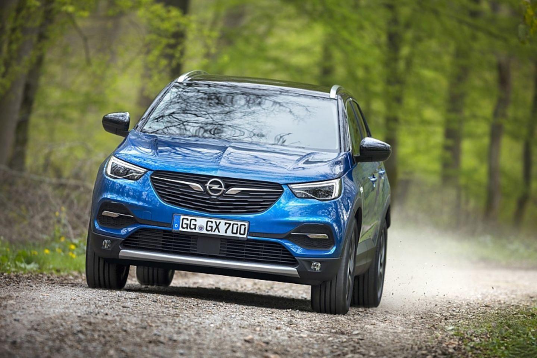 Der Opel Grandland X teilt sich die Architektur mit dem Peugeot 3008