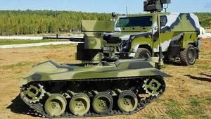 Die kleine Plattform soll Soldaten im Infanteriegefecht begleiten.