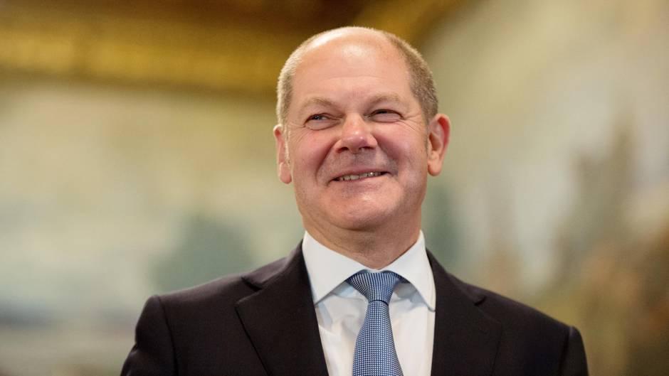 Olaf Scholz G20