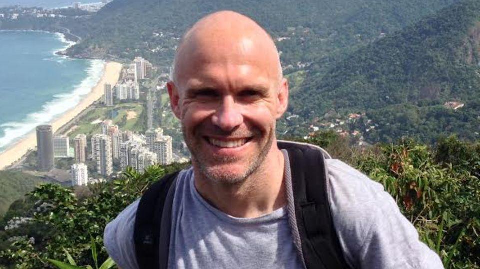 Autor Jan-Christoph Wiechmann lebt seit vier Jahren in Südamerik