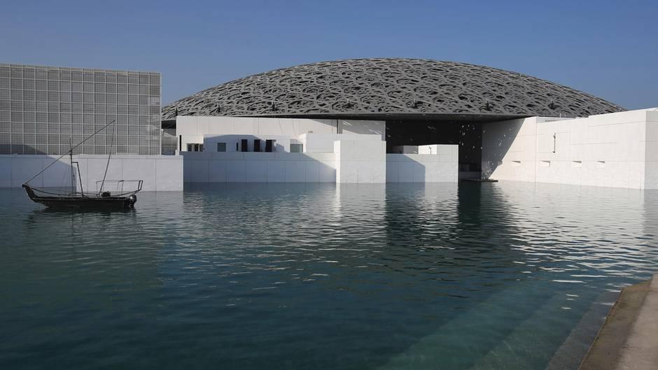 Abu Dhabi: Ein Emirat der Superlative | STERN.de
