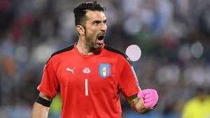 WM-Quali Schweden Italien